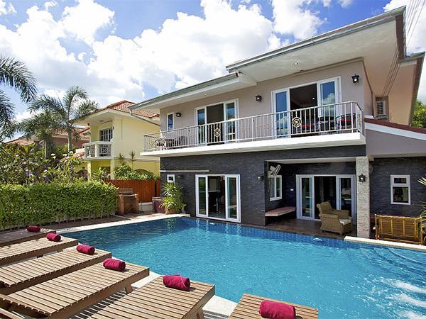 บ้านพักพัทยาสระว่ายน้ำส่วนตัว (คัดมาแล้ว)